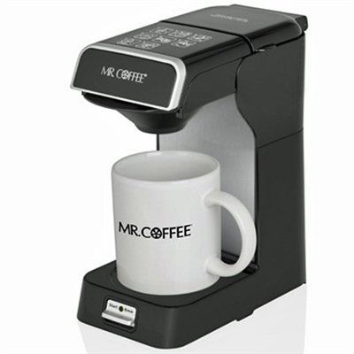 Mr coffee single cup coffee maker exquisite hotel supply for Apartment therapy coffee maker
