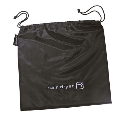 Sunbeam Hair Dryer Storage Bag   Black